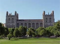 U of Chicago Harper Library